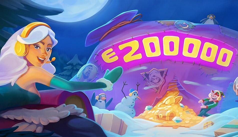 Обзор турнира «Новогодний спринт» в игровом клубе Джой
