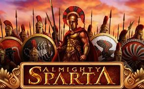 Слот Almighty Sparta с фриспинами и wild-символами