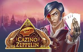 Играть в игровой автомат Cazino Zeppelin от компании Yggdrasil