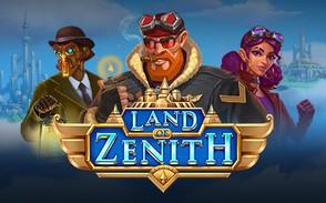 Увлекательный слот Land of Zenith